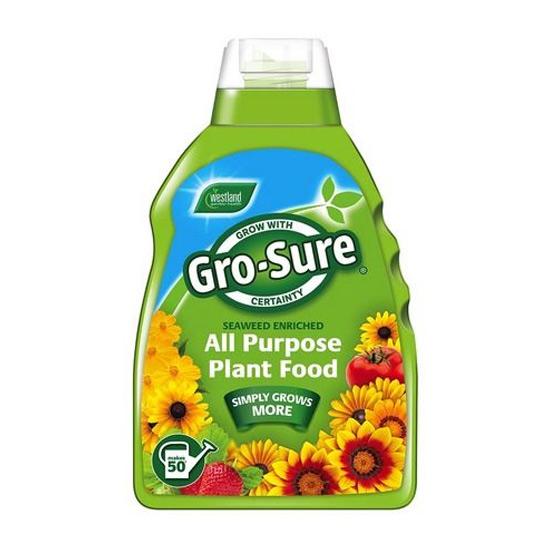 gro-sure-plant-food
